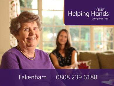 Helping Hands Fakenham