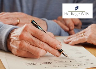 Heritage Wills Chelmsford