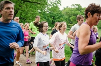 Parkrunners raise £1.5m for speedy dementia research breakthrough