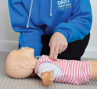 Daisy First Aid Classes Colchester