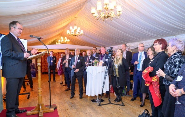 Community Integrated Care & Age Exchange Unveil A New Future For Dementia Care At The House Of Lords